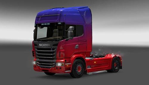 Scania Gradient 1 Skin