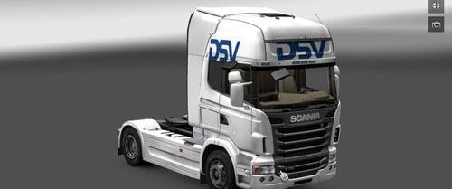 Scania-Skin