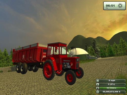 Universal 445 L3