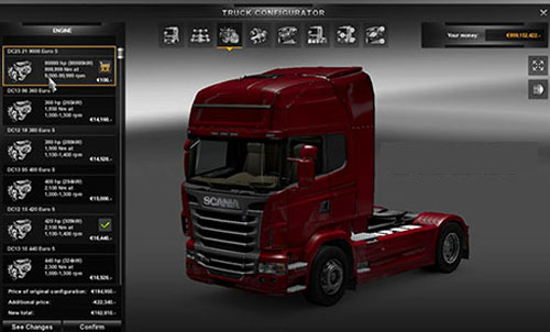 99999-HP-Scania-Engine