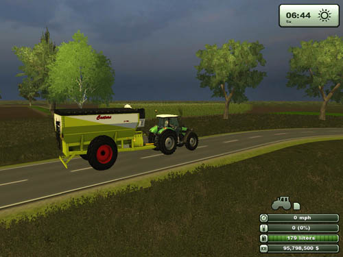 Cestari 19000L Claas Version