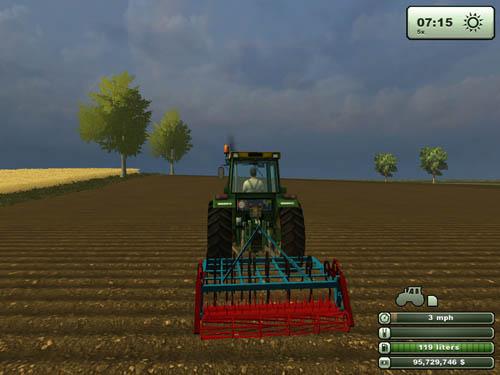Cultivator