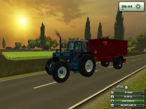 Ford 86301