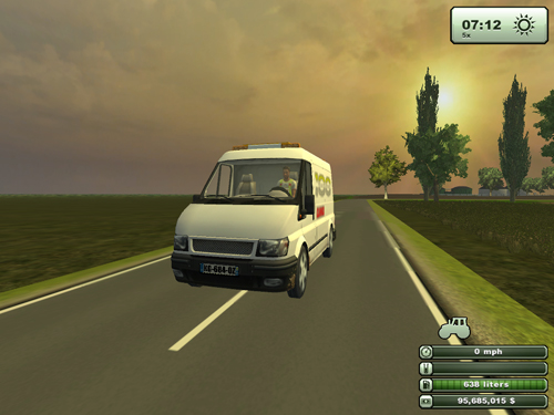 Ford Transit Claas2