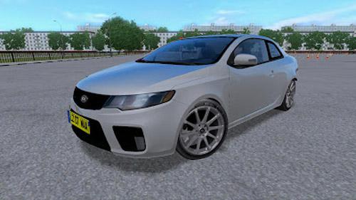 Kia Cerato Coupe - 1.2