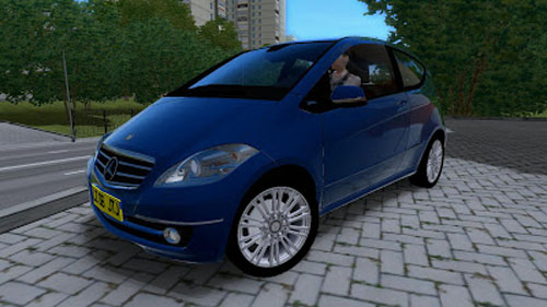 Mercedes-Benz A200 Turbo Coupe - 1.2.5