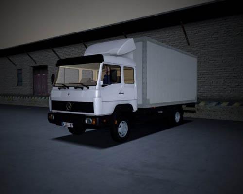 Mercedes-LK