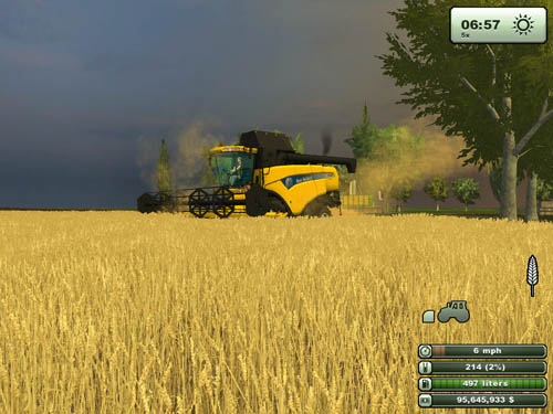 New Holland CX 80902