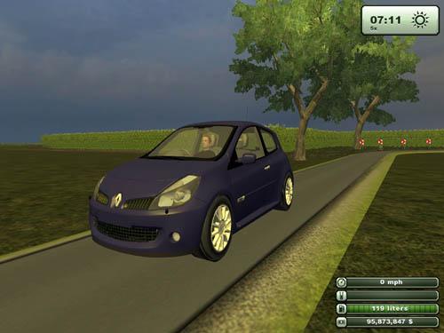 Renault Clio RS2