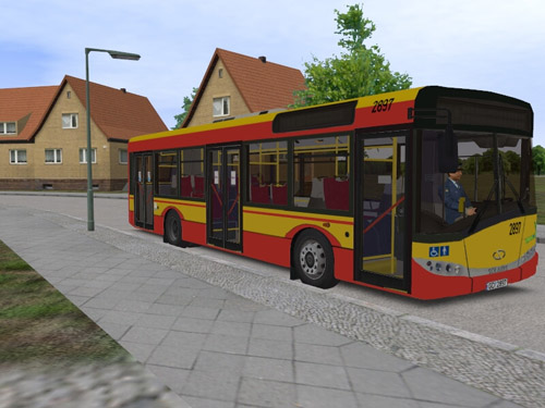 Solaris Urbino 10 Bus Mod