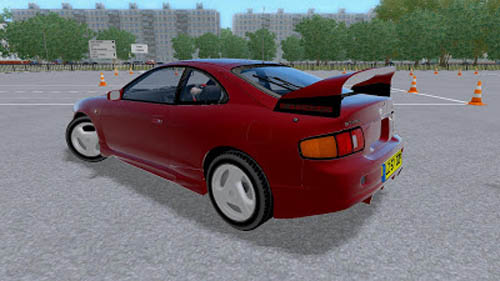 Toyota Celica GT Four ST205 - 1.2.53