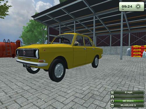 Volga 24 102