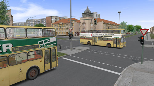 Omsi Bus Simulator 2 ScreenShots