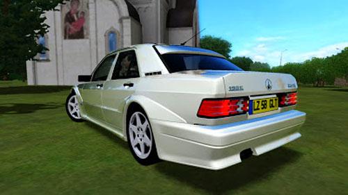 sgmods__ Mercedes 190E