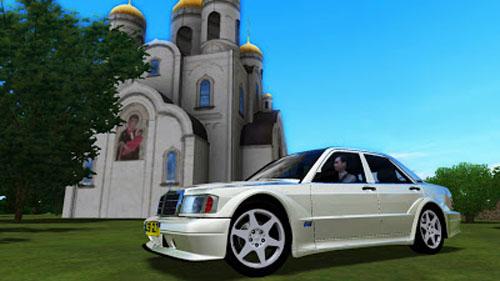 sgmods___ Mercedes 190E