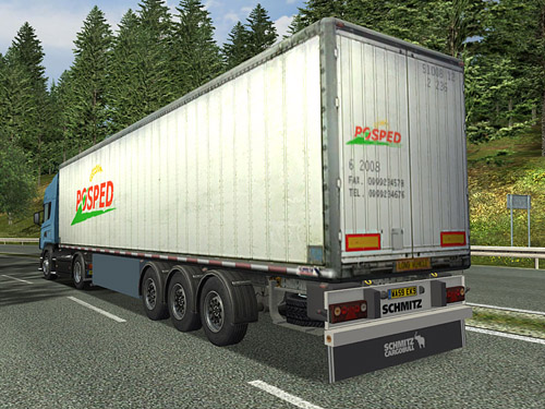 Pete 379 Trailer Pack