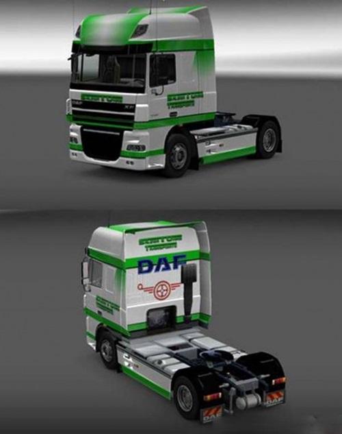 DAF-Salzer-Ohms-Transport-Skin