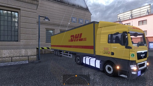 DHL-Skin-MAN-TGX-XL-and-trailer