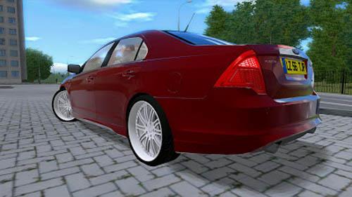 Ford Fusion 2010 Editado - 1.2.5 3