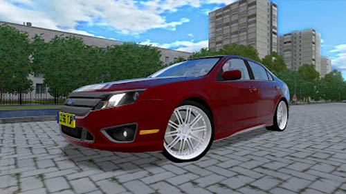 Ford Fusion 2010 Editado - 1.2.5
