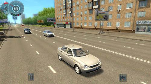 Lada Priora 2 Lada Priora – Car Mod