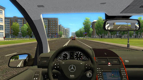 Mercedes benz a200 turbo coupe 1 2 2 simulator games for Mercedes benz car racing games