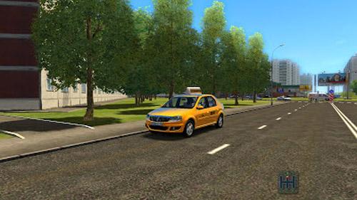 RenaultLoganTaxi2