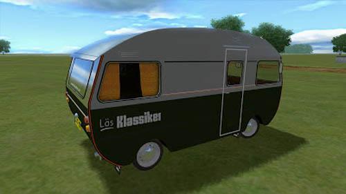 SAAB Caravan 92HK Motorhome - 1.2.5 3
