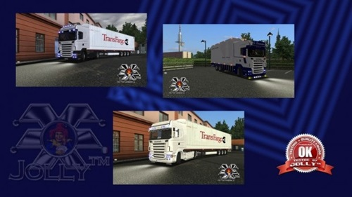 SCANIA-Highline-pack