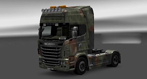 Scania-Camouflage-Skin