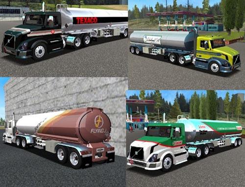 Volvo-Tanker-Combos