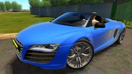 Audi R8 GT Spyder - 1.2.5