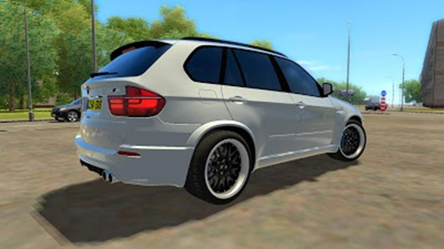 BMW X5 M PP-Perfomance Stage 33
