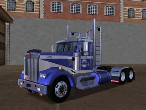 Kenworth-W900L-DC-Logger