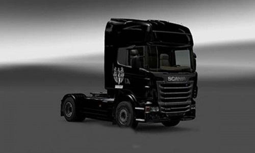 Scania-Haudegen-Skin