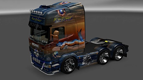 Scania-Men-Power-Skin-
