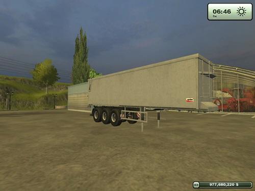 Agroliner SRB 35