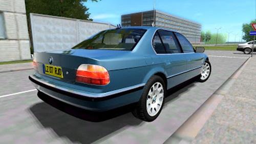 BMW 750i E38 - 1.3 3