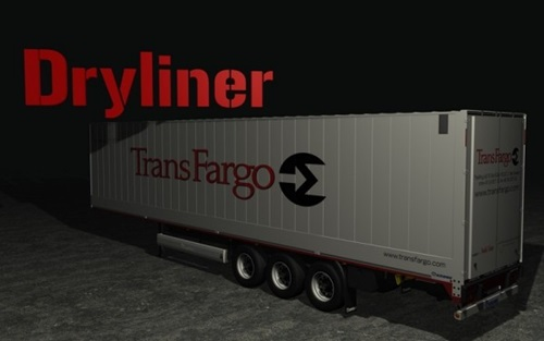 Dryliner Trailer