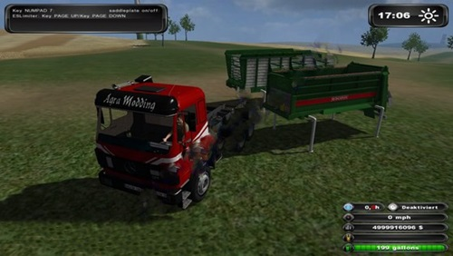 Mercedes Benz SK 1935 Farming Simulator 2011 Mods Trucks And Cars Download