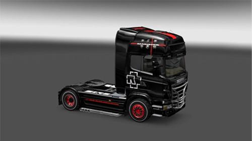Scania 2009 Special Skin v 1.0