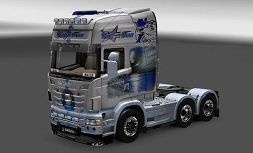 Scania-Sylver-Star-Skin