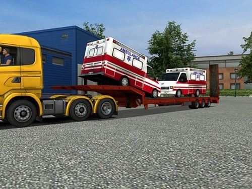Two-ambulances