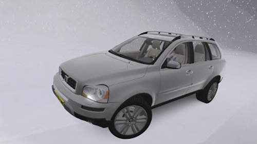 Volvo XC90 – 1.2.5 City Car Driving Simulator City Car Driving Car Mods