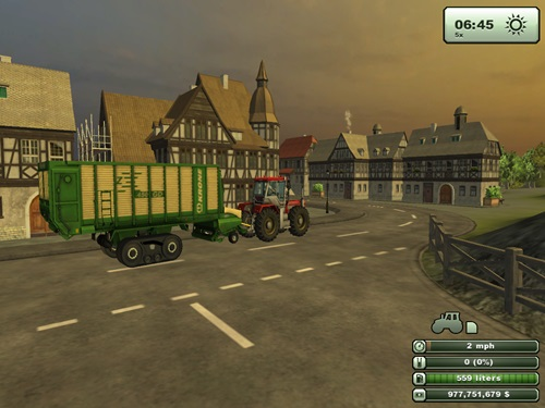 Krone ZX450GD Terratrac Trailer Farmingsimulator 2013 Mods Ls2013 Trailers Download