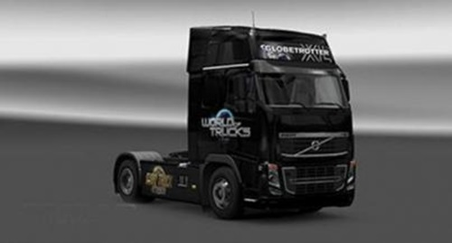 Volvo World of Trucks Skin