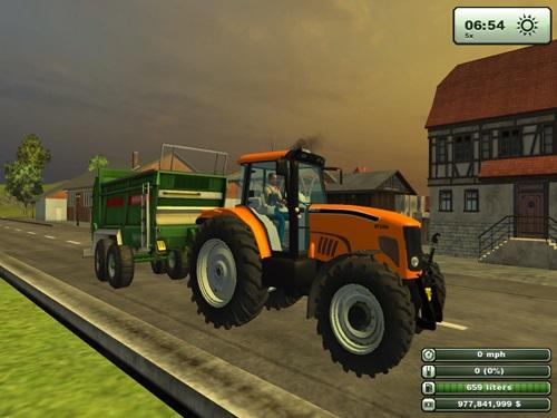 AGCO RT180-A2