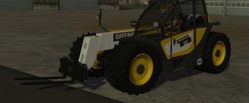 CAT Forte MT Powerlift Farming Simulator 2011 Mods Tractors Download