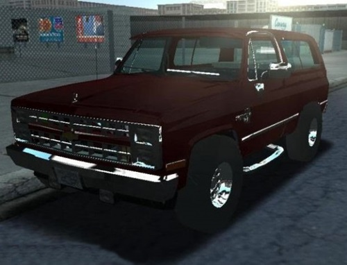 Chevy-Blazer