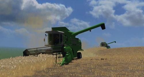 Deutz Fahr Topliner 4080 Combine Farming Simulator 2011 Mods Ls2011 Combines Download